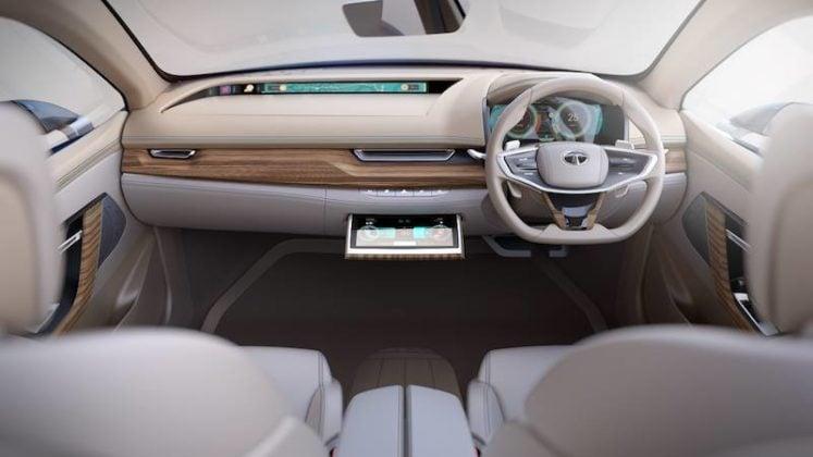 2018 Geneva Motor Show Tata E-Vision Concept 10