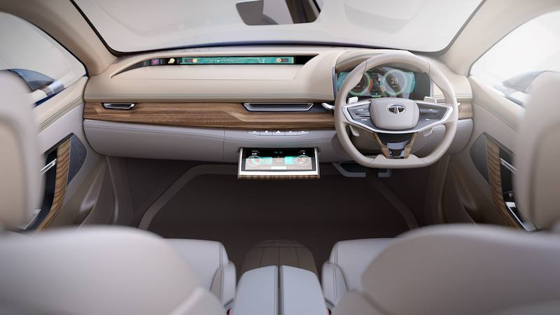 Tata Evision Price Launch Date Interior Images