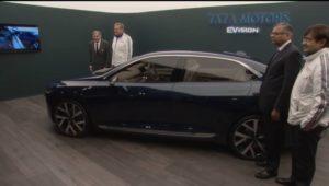 2018 Geneva Motor Show Tata E-Vision Concept 11