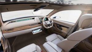 2018 Geneva Motor Show Tata E-Vision Concept 3