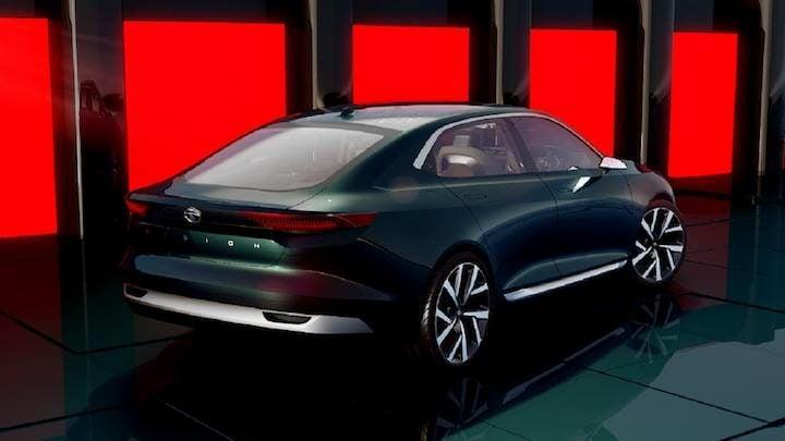 2018 Geneva Motor Show Tata E-Vision Concept 4