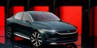 2018 Geneva Motor Show Tata E-Vision Concept 5