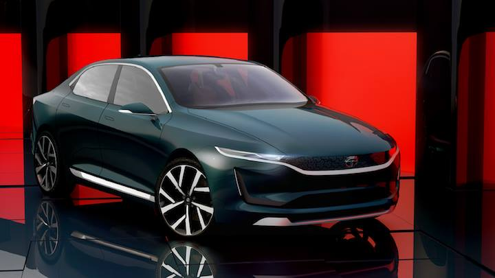 Tata EVision Electric Concept Could Spawn A Premium Sedan- All You Need To Know