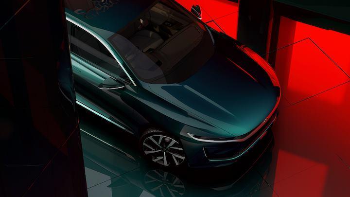 2018 Geneva Motor Show Tata E-Vision Concept 6