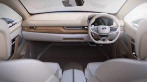 2018 Geneva Motor Show Tata E-Vision Concept 7