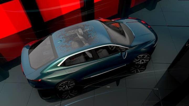 2018 Geneva Motor Show Tata E-Vision Concept 8