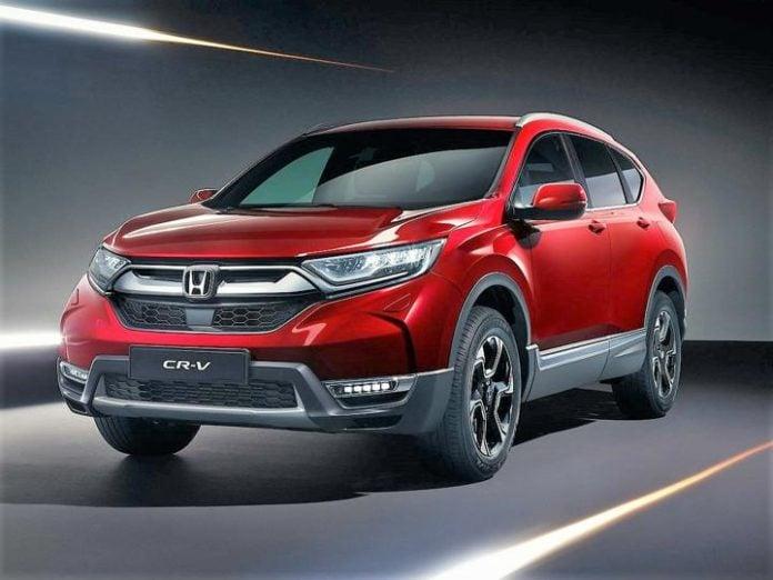 2018-Honda-CR-V-Exterior