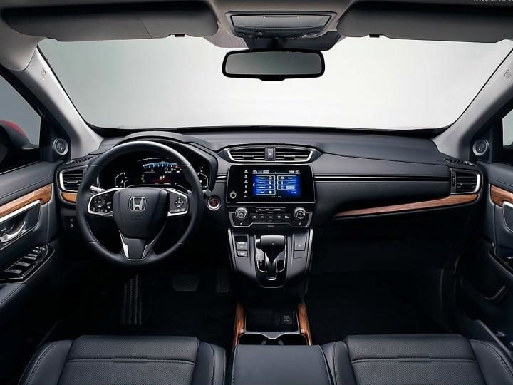 2018 Honda CR-V Interior Profile