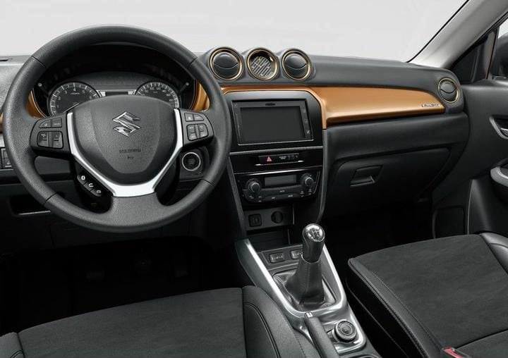 2018 Maruti Suzuki Vitara Interior Profile