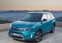 Upcoming Cars in India 2018 2018 Maruti Suzuki Vitara 38