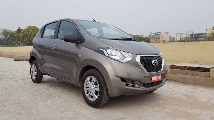 Datsun redi-GO AMT Automatic Best Features- Best Small ...