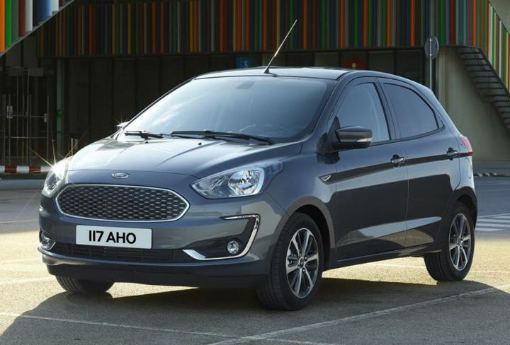 Ford To Launch Figo Facelift And 3 Other Models In India By 2019