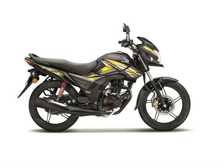 Honda CB Shine SP Side Profile
