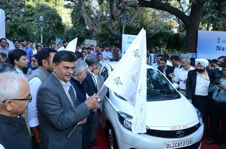 National E-Mobility Programme Tigor EV