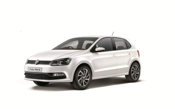 Volkswagen Polo Pace Exterior
