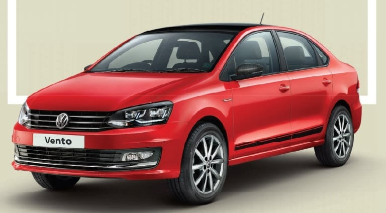 Volkswagen Vento Sport Exterior