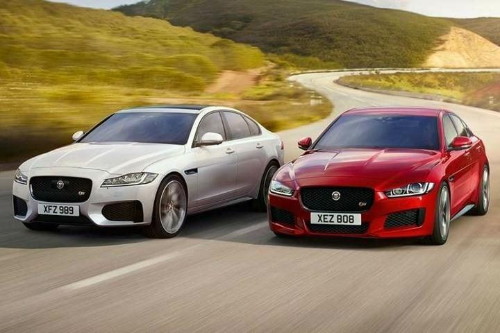 Jaguar-XF-XE-Petrol Front