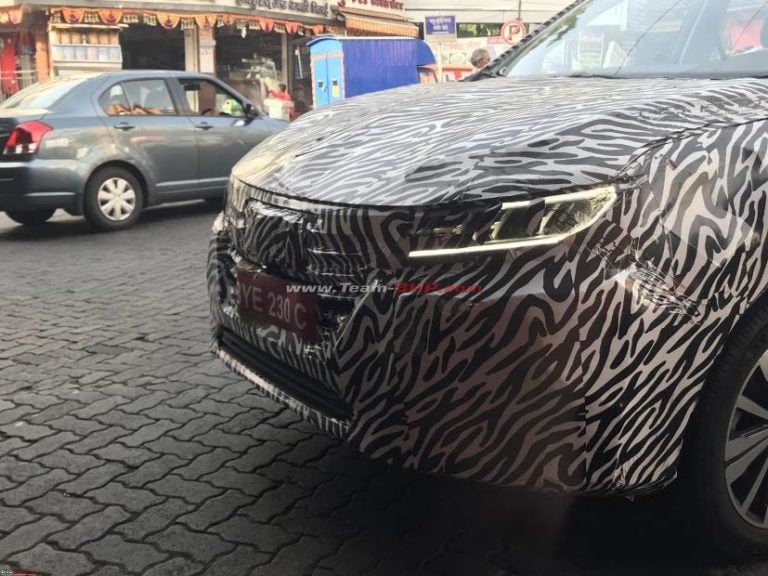 India Bound MG RX5 SUV Spied; Might Launch In 2019