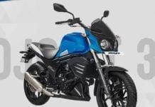 Mahindra Mojo UT300 Front Profile