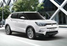 Mahindra S201 compact SUV Profile