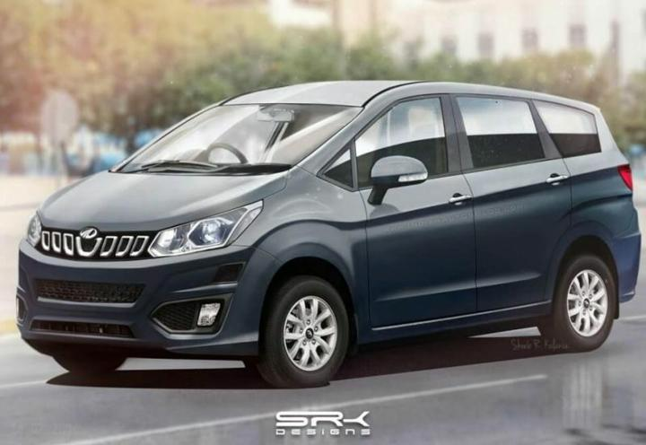Mahindra U321 MPV to Get A 1.5-Litre Petrol Engine- Report