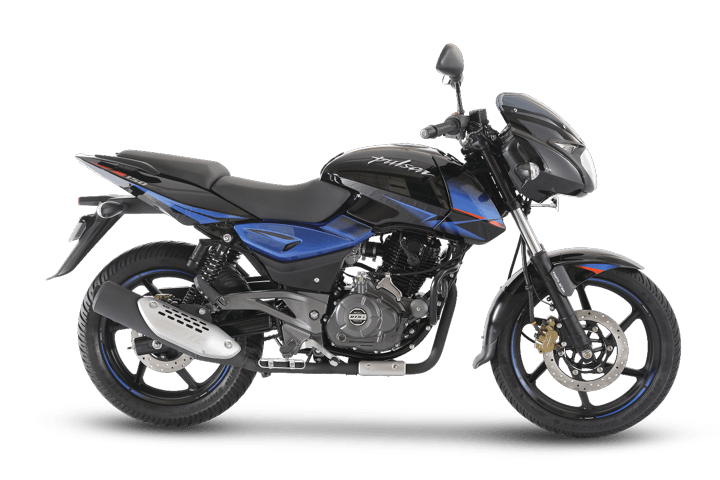 New Pulsar 150 Twin Disc (1) profile