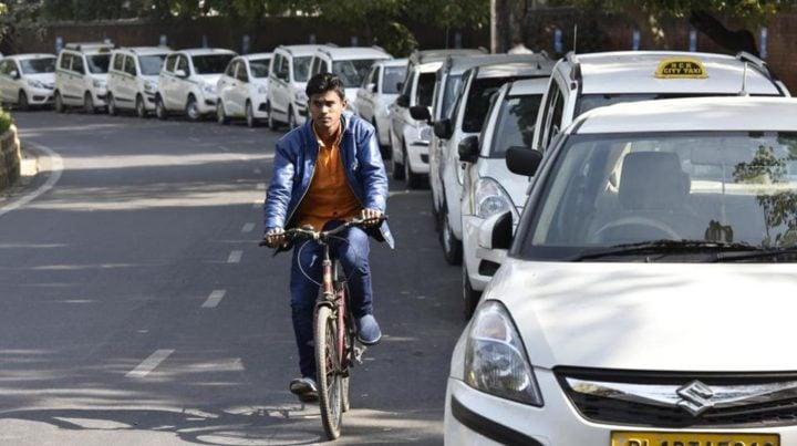 Ola Uber Drivers Strike