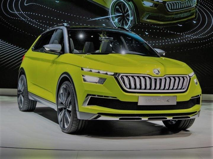 Skoda new SUV