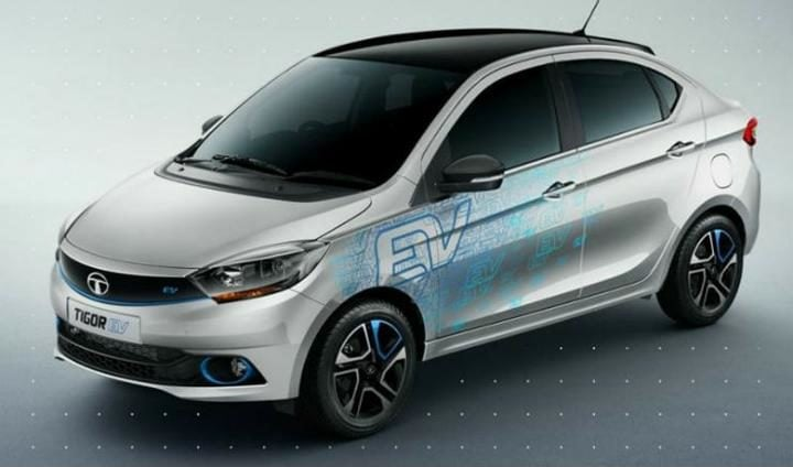 Tata Tigor Electric Profile