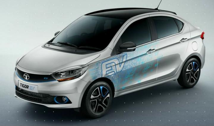 Tata Tigor Electric Variant Information Leaked: Get Price, Features, Specs and Dimensions