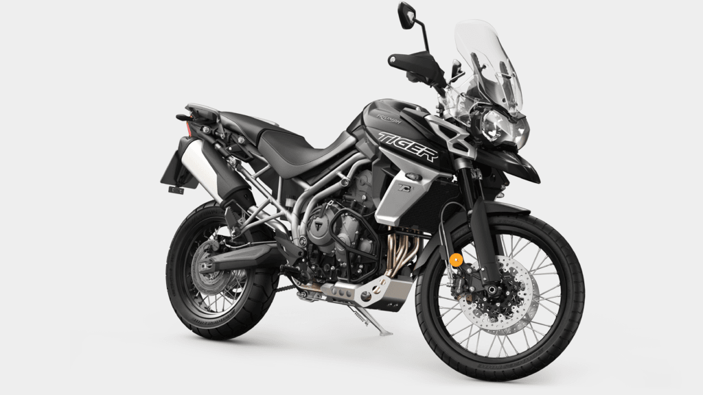 2018 triumph tiger 800 launched in india price features and specs. Black Bedroom Furniture Sets. Home Design Ideas