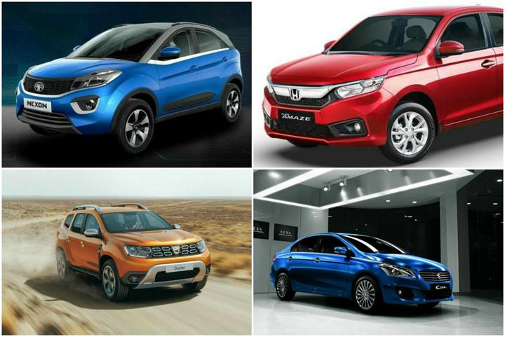 Best Discount Offers On Cars & SUV – March 2018