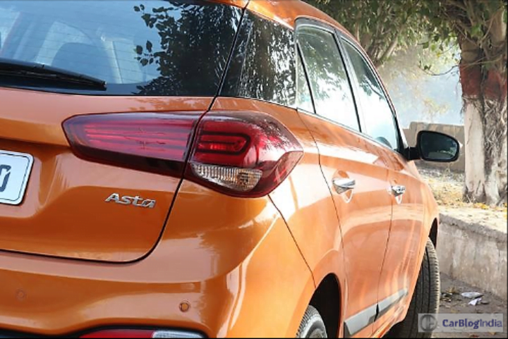 2018 Hyundai Elite i20 Facelift Review 13