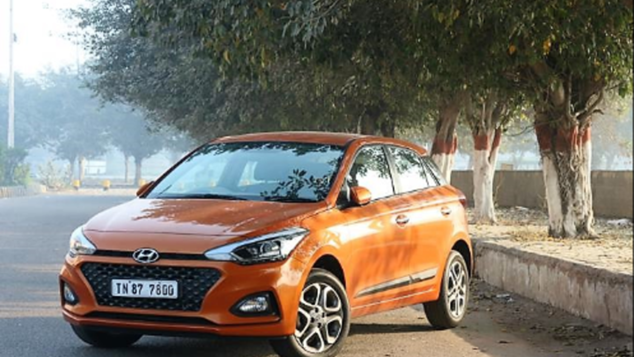 Next-Gen Hyundai i20 Could Get The 1 0 Litre Turbopetrol engine