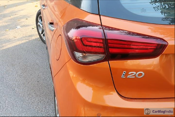 2018 Hyundai Elite i20 Facelift Review 14