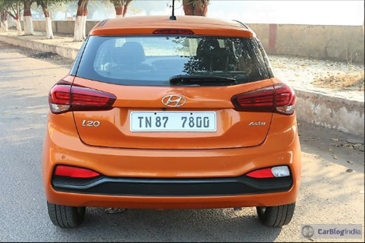 2018 Hyundai Elite i20 Facelift Review 12