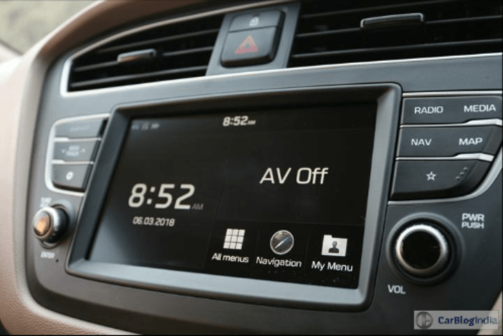 2018 Hyundai Elite i20 Facelift Review 5