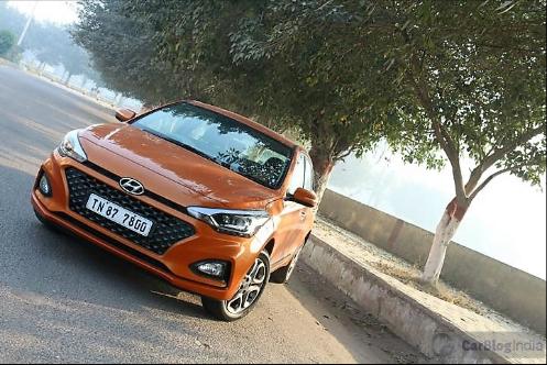 2018 Hyundai Elite i20 Facelift Review 1