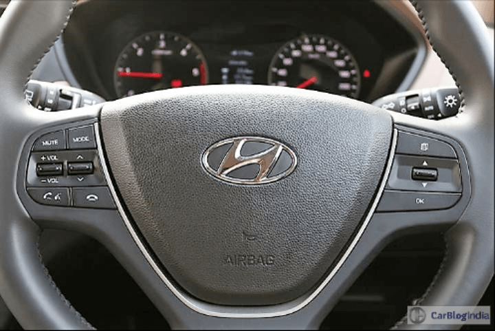 2018 Hyundai Elite i20 Facelift Review 7