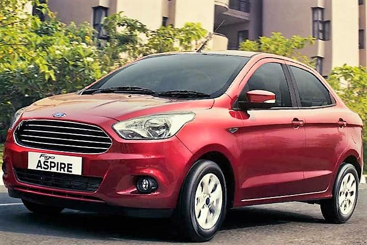 Ford Aspire-based EV being co-developed by Mahindra and Ford