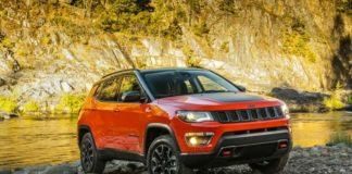 Jeep Compass Trailhawk launch