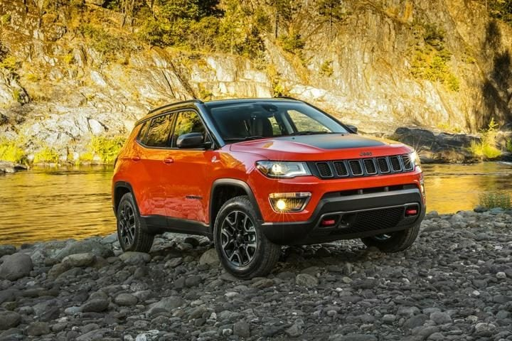 jeep compass trailhawk bookings open in india complete details. Black Bedroom Furniture Sets. Home Design Ideas