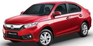 Upcoming Cars in India 2018 new honda amaze Profile