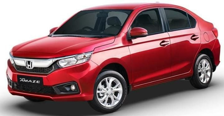 Upcoming Cars in India 2018 new honda amaze Profile