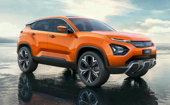 Tata H5X SUV More Details Revealed In New Spy Shots