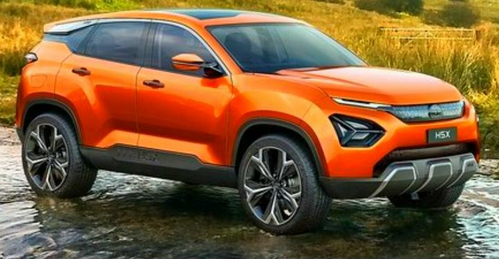 New Honda Suv >> Tata H5X SUV - Expected Price, Launch Date, Features And Specs