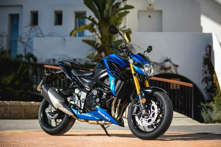 Suzuki GSX-S750 Launched In India- Priced at INR 7.45 Lakh