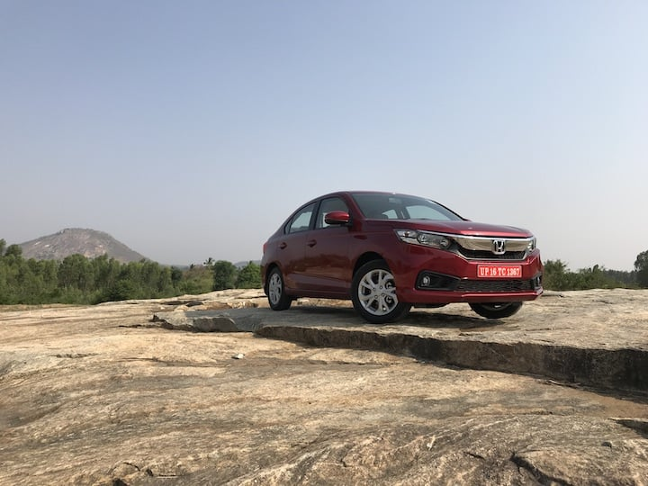Honda reports 23% Y-o-Y growth for April; thanks to Amaze