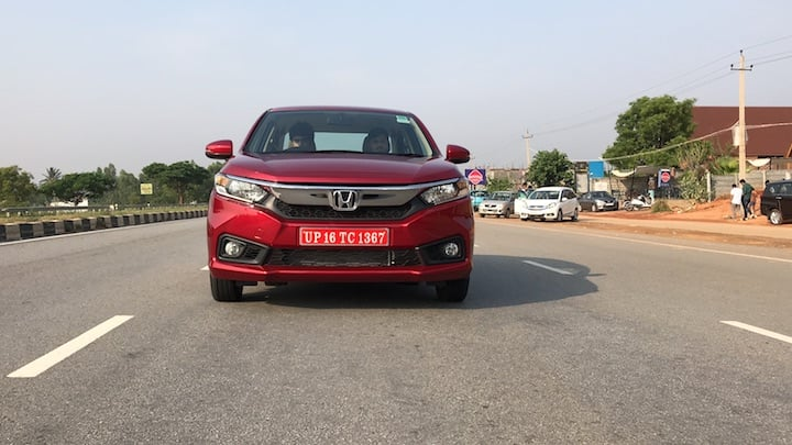 2018 Honda Amaze Complete Variants And Features Explained