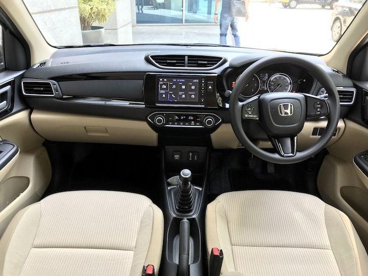 Honda Amaze Review X